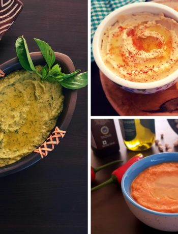 Quick And Easy 5-Ingredient Hummus Recipes / www.quichentell.com