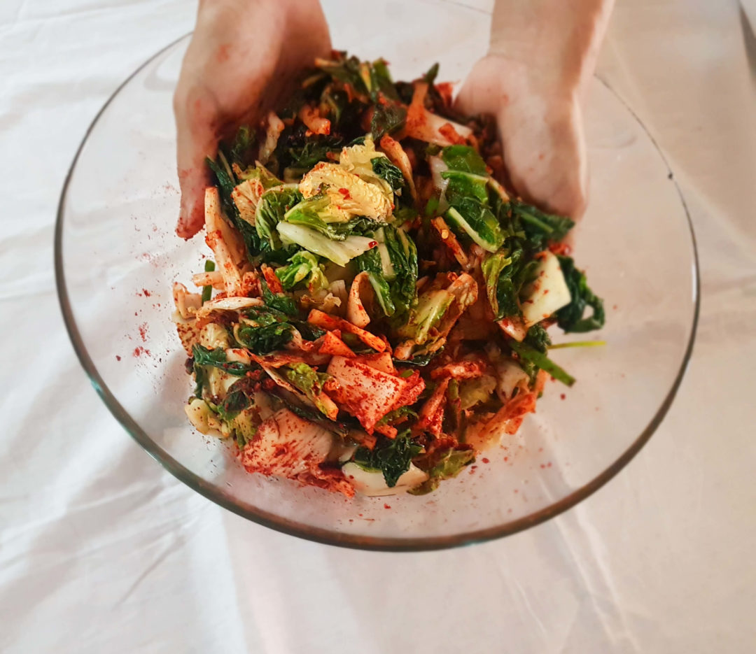 Kimchi / www.quichentell.com
