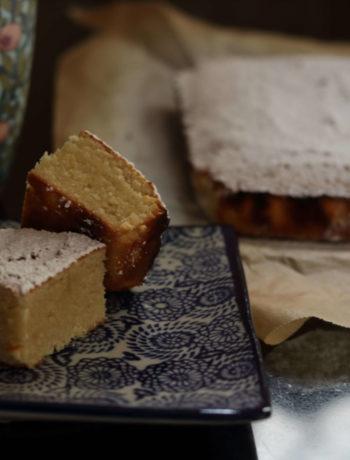 Lemon Almond Cake / /www.quichentell.com