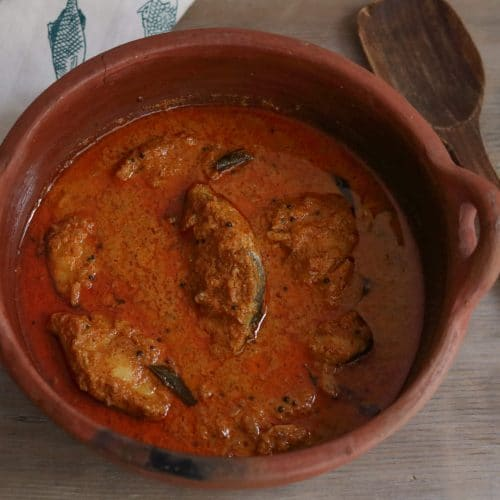 Red Fish Curry / www.quichentell.com