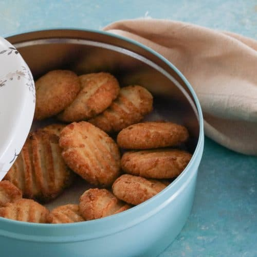 Jowar Cookies / www.quichentell.com